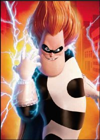 Pixar Villain Before He Became Syndrome What Was The Name Of This Incredibles Character The Pixar Trivia Quiz Fanpop
