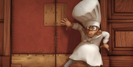 PIXAR VILLAIN: All this 'Ratatouille' character wants is to make lots of money. What's his name?