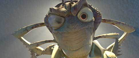 PIXAR VILLAIN: What is the name of this 'A Bug's Life' bully?