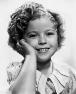 When was Shirley Temple born?