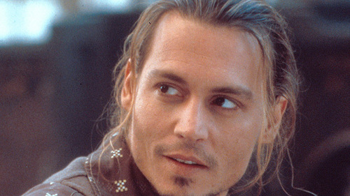 what movie is the wonderfully sexy johnny depp playing in, in this picture?