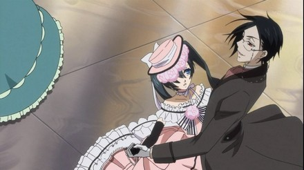 In this episode what o who were Ciel and Sebastian trying to find?