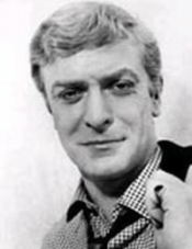 In what movie do Du find Michael Caine along with Shelley Winters, Jane Asher and Julia Foster?