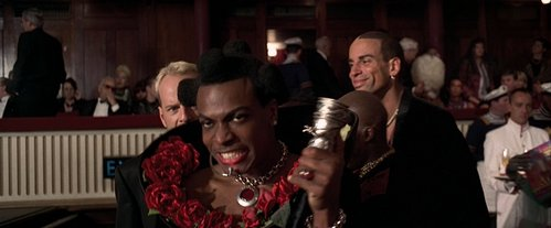 According to Ruby Rhod, Roy von bacon is the king of what?