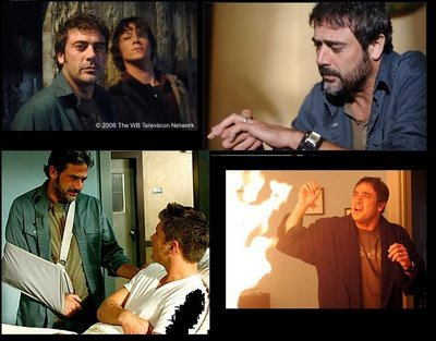 Jeffrey Dean morgan is only______years older than his on-screen oldest son, Jensen Ackles.