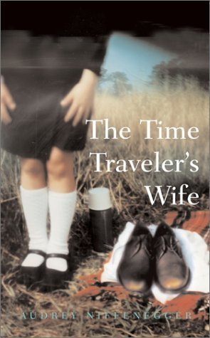 Who are the 연인들 in the book 'The Time Traveler's Wife'?