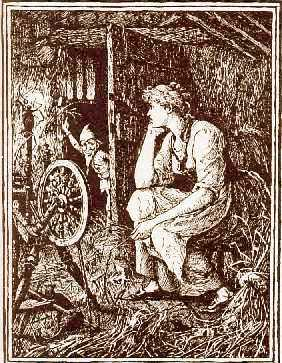 "What is the literal meaning of the name ""Rumpelstiltskin""?"