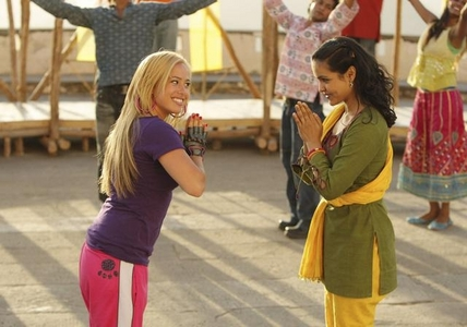 What's the name of the Cheetah Girls choreographer (for Vikram's movie)?