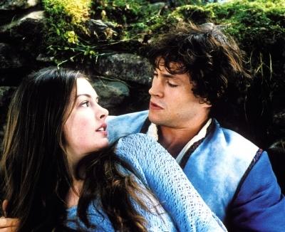 What character does Hugh play in the 2004 film 'Ella Enchanted'?