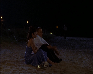 Lucas : Don't worry. I'm not gonna ask if you're okay. Brooke : ___________.