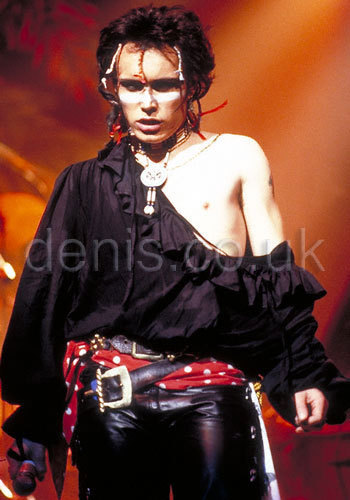 What was Adam Ant Fans Called?