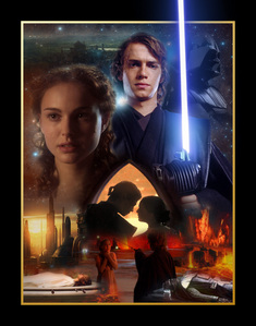 Anakin's first question to Padme was: Are you an angel?