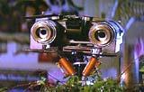 ROBOTS IN MOVIE