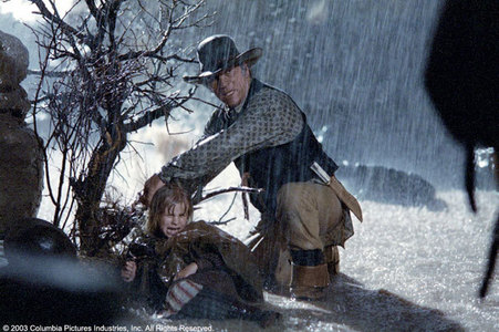 WESTERN MOVIES : Starring Cate Blanchett, Tommy Lee Jones. Directed by Ron Howard ?
