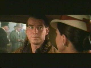 WESTERN MOVIES : Starring Pierce Brosnan. Directed by Richard Attenborough in 2000 ?