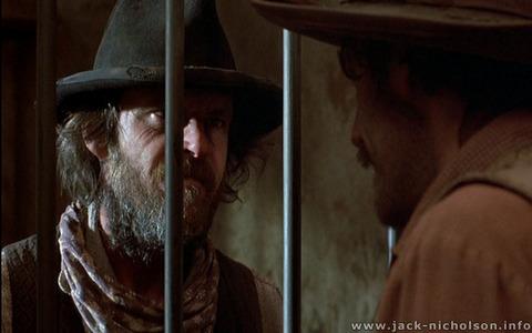 WESTERN cine : Starring Jack Nicholson, Mary Steenburgen, Christopher Lloyd. Directed por Jack Nicholson ?