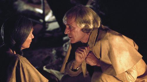 WESTERN 映画 : Starring Richard Harris. Directed によって Irvin Kershner ?