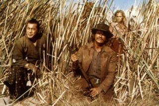 WESTERN MOVIES : Starring Charles Bronson, Ursula Andress, Alain Delon, Toshiro Mifume ?