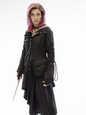 Where is it found out that Tonks is in love with Lupin?
