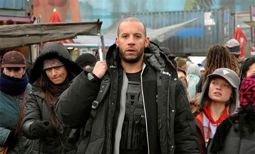 SCIENCE-FICTION Film : Starring Vin Diesel, Michelle Yeoh. Directed da Mathieu Kassovitz ?