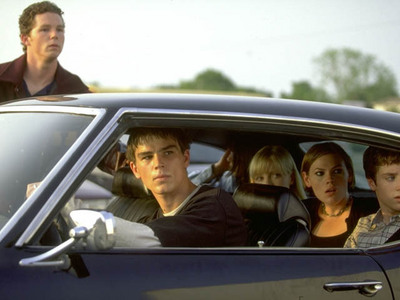 Clea DuVall and josh hartnett