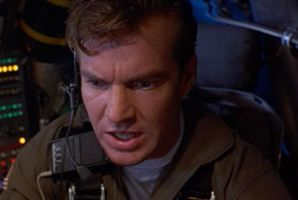 SCIENCE-FICTION MOVIES : Starring	Dennis Quaid, Martin Short, Meg Ryan. Directed by Joe Dante ?