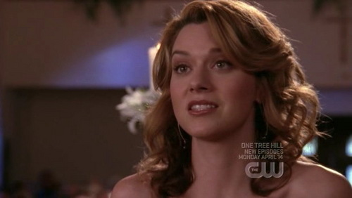 Peyton: Remember that day? Because that _____ changed everything and I didn't know it at the time