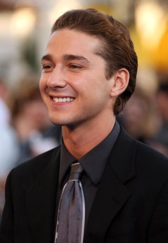 What was Shia's directing debut?
