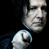 Alan Rickman was not the first choice to play Snape. Who the producers wanted to play the Potions Master?