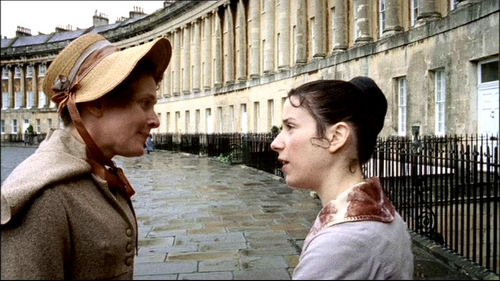 FROM THE BOOK: Where does Anne's school friend, Mrs. Smith, live in Bath?