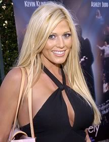 What movie did Torrie Wilson attend?