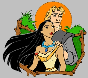 From Pocahontas: When Grandmother Willow inspects John Smith, what does she say about him?