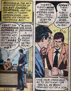 Clark Kent used to be an anchorman ?