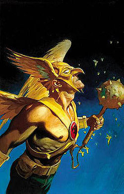 Hawkman first appearence