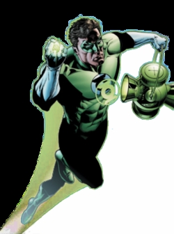 Hal Jordan firt appearence? (is not the obvious one)