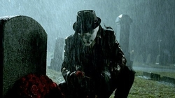 Who played Rorschach in the movie