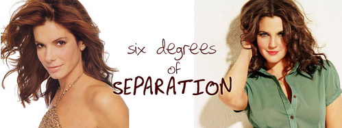 SIX DEGREES OF SEPARATION: What movie does NOT connect Sandra Bullock and Drew Barrymore in three moves?