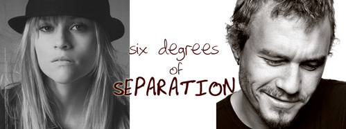 SIX DEGREES OF SEPARATION: What movie does NOT connect Reese Witherspoon and Heath Ledger in three moves?