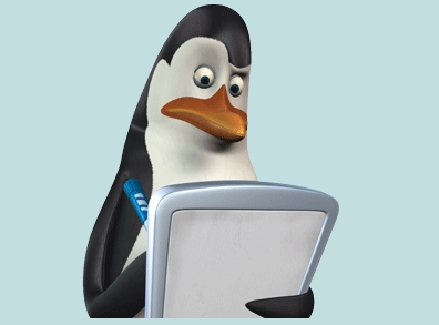 What's the name of this Penguin?