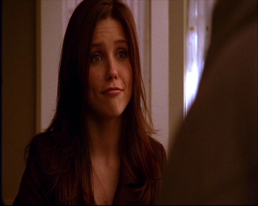 Brooke: It's a shame I'm not gonna be there myself ... Lucas: Uh-huh.