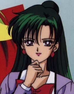 Who is Sailor Pluto?