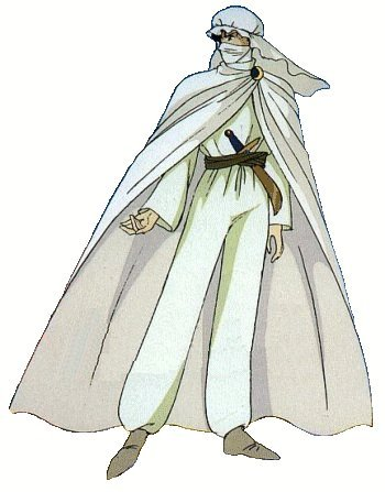 Who thought that Seijuro was Sir Moonlight Knight?