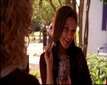 Haley: Anything. A number of things. What are your skills? Brooke: ... Haley: and? Brooke: ... Peyton: That would make you a hooker.
