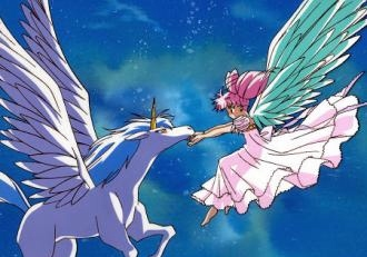How many times (in anime) did Helios halik Chibiusa?