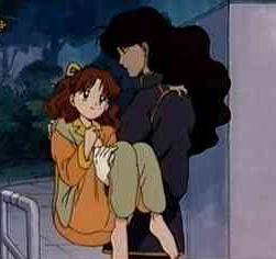 What was Naru dreaming about doing with Nephrite?