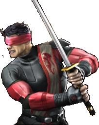who blinded kenshi
