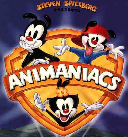 When was Animaniacs produced?