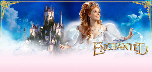 What surname of a certain charcther in Enchanted is the name of the prince in Sleeping Beauty