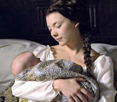 Before Elizabeth was born, Henry was considering two boy names. What were they?