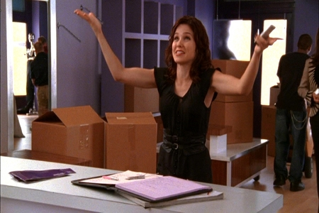 Brooke: Okay guys, we open in a day, ...